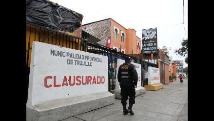Trujillo: cierran y multan bar Mi Facultad y Central Bar