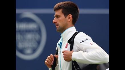 Novak Djokovic cayó en octavos del Torneo de Toronto ante Tsonga