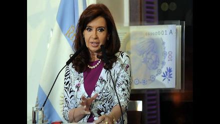 Fernández defiende recurso ante La Haya y reitera críticas a juez de EEUU