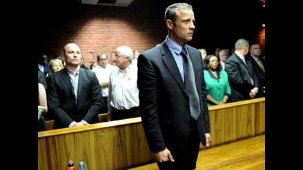Oscar Pistorius conocerá en septiembre el veredicto por crimen de su novia