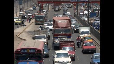 Matucana: despiste vehicular afecta más de 12 horas el tránsito