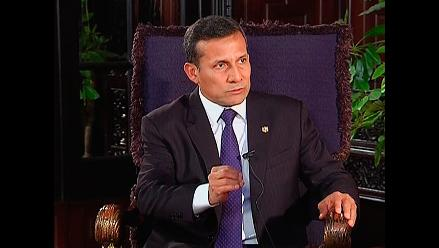 Ollanta saluda cambio de jueces que liberaron a miembros de Movadef