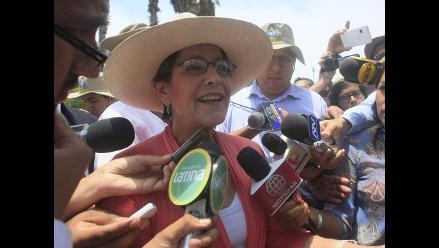 JEE declara infundada tacha del APRA contra candidatura de Villarán