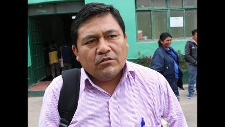 Presidente regional de Junín huyó ante reclamos de cafetaleros