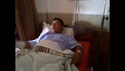 Chiclayo: piden protección tras atentado a trabajador pucaleño