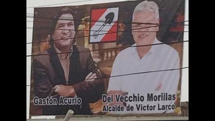 Trujillo: candidato pide disculpas a Gastón Acurio por usar su imagen