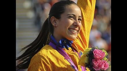 Mariana Pajón quiere ir a Río 2016 con el equipo colombiano completo