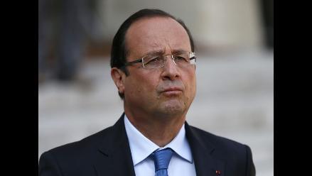 Hollande a Obama: Francia apoyará a Estados Unidos en Irak