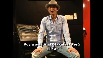 Otakufest 2014: Koji Wada cancela presentación en Perú por cáncer