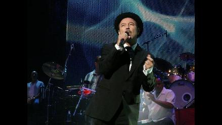 Rubén Blades ya se encuentra en Lima