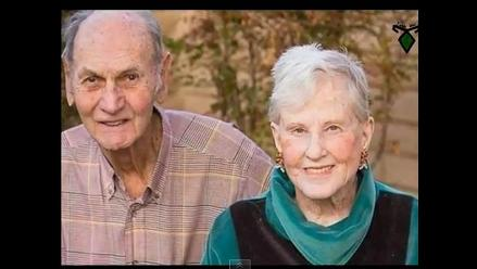 Don y Maxine Simpson cumplieron promesa de amor: Juntos hasta la muerte