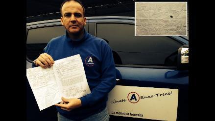 Candidato a municipio de La Molina denuncia amenazas de muerte
