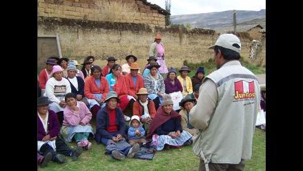 Chincha: personas en extrema pobreza recibieron primer incentivo
