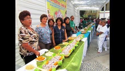 Pasco promueve Festival del Ceviche a base de llama