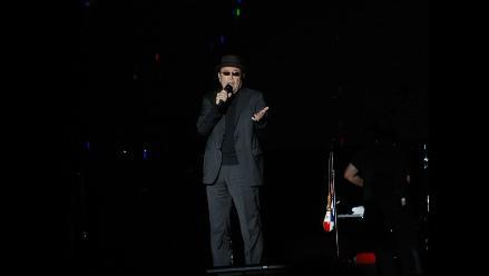 Rubén Blades y su salsa intelectual se adueñaron de la Feria del Hogar