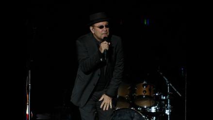 Rubén Blades, salsa maestra y un saludo a la memoria de músicos peruanos