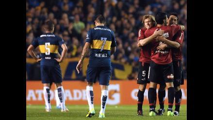 Boca Juniors debutó con derrota en La Bombonera ante Newell