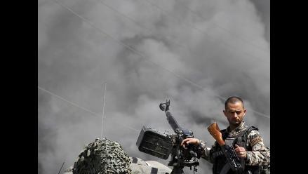 EEUU hace cuarta serie de bombardeos en el norte de Irak