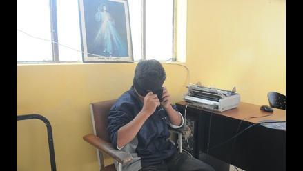 Huaral: detienen a suboficial del Ejército por tocamientos a menor de edad