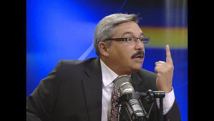 Beingolea: PPC-APP aún no decide voto de confianza para Ana Jara