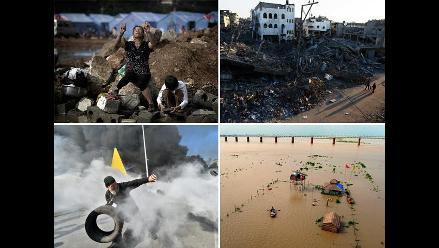 En imágenes: lo que pasó en el mundo esta semana