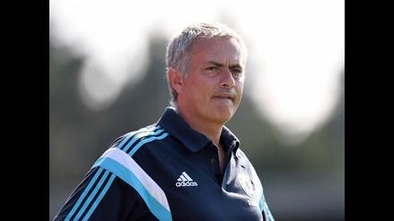 José Mourinho afirma que Fabregas es el ideal para reemplazar a Lampard