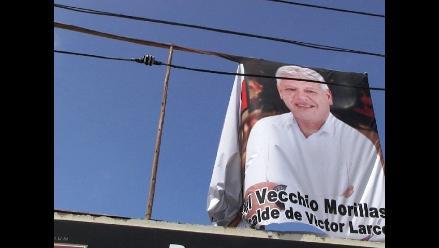 Trujillo: retiran cartel político con imagen de Gastón Acurio