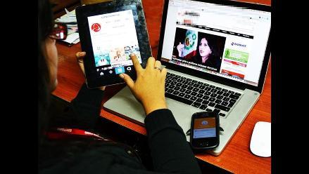 Estudio revela que peruanos son usuarios multiplataforma