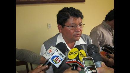 Cajamarca: Wilfredo Saavedra insta a electores a elegir el voto en blanco