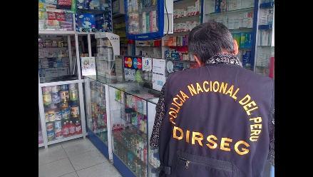 Puno: gran número de farmacias informales en Juliaca
