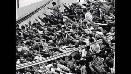 Trinchera Norte en contra de la llegada de Jorge Bazán a Universitario