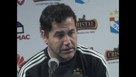 Daniel Ahmed admite falta de convencimiento en Sporting Cristal