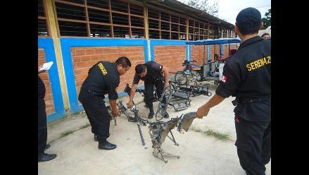 Moyobamba: reportan aumento de robos de vehículos menores