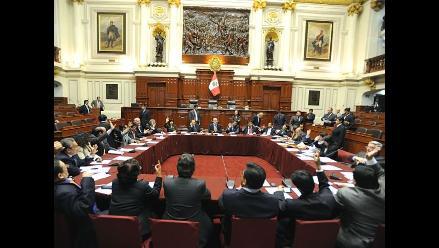 Congreso: Solidaridad Nacional se mantiene al frente de Fiscalización