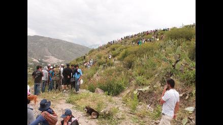 Puno: pobladores se enfrentan tras invadir terrenos de comunidad