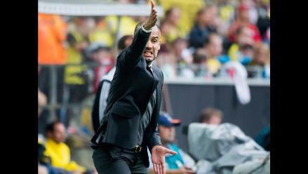 Josep Guardiola: Llevamos un mes de desventaja en los entrenamientos