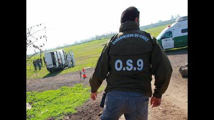 Chile: despiden a jefe de seguridad de aeropuerto tras millonario robo