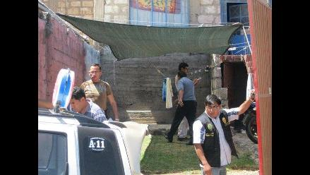 Coishco: hieren a cinco policías en intervención a requisitoriado