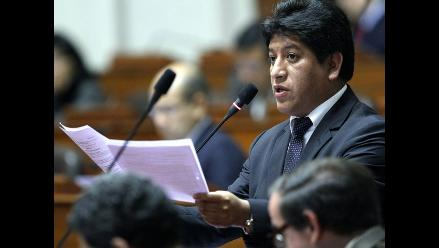 Gana Perú denuncia ´manejo irresponsable´ de comisión López Meneses