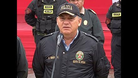 Ministro Urresti: Personal policial es el entrenado para labores de seguridad