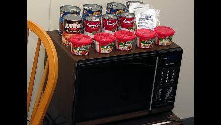 Sisol: Uso de microondas altera los alimentos y causa efectos colaterales