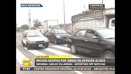 Se aligera el tránsito en la Panamericana Norte pese a cierre