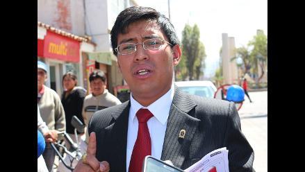 Huancayo: exalcalde de Chilca rechazó acusaciones de actual edil