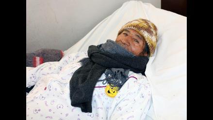 Huancayo: médicos extraen tumor de 9 kilos en hospital oncológico
