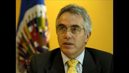 Perú propone candidatura de García Sayán a secretaría general de la OEA