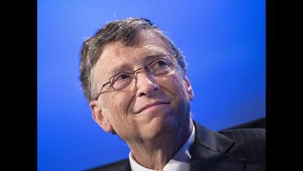 Bill Gates aceptó el reto de Mark Zuckerberg y se bañó en agua fría
