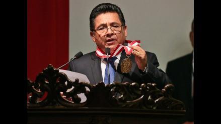 Ramos Heredia niega haber promovido destitución de fiscal que investigó a César Álvarez