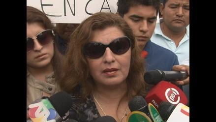 Chimbote: policía busca a esposa de César Álvarez en su casa