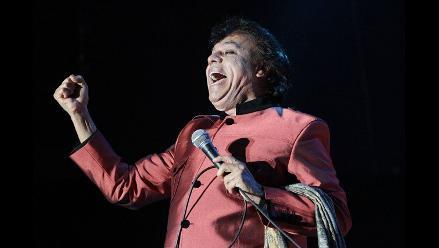 Rancheras, bailes y más en el concierto de Juan Gabriel