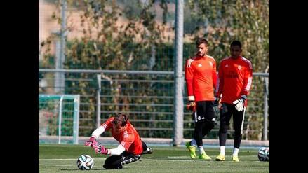 Iker Casillas y Keylor Navas se ´matan´ por el titularato en Real Madrid